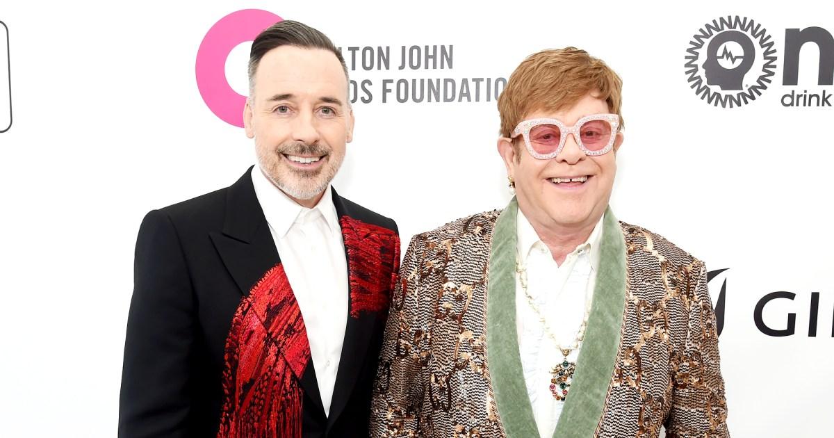 Oscars 2019: Elton John Reveals Key to Keeping His Sons Grounded