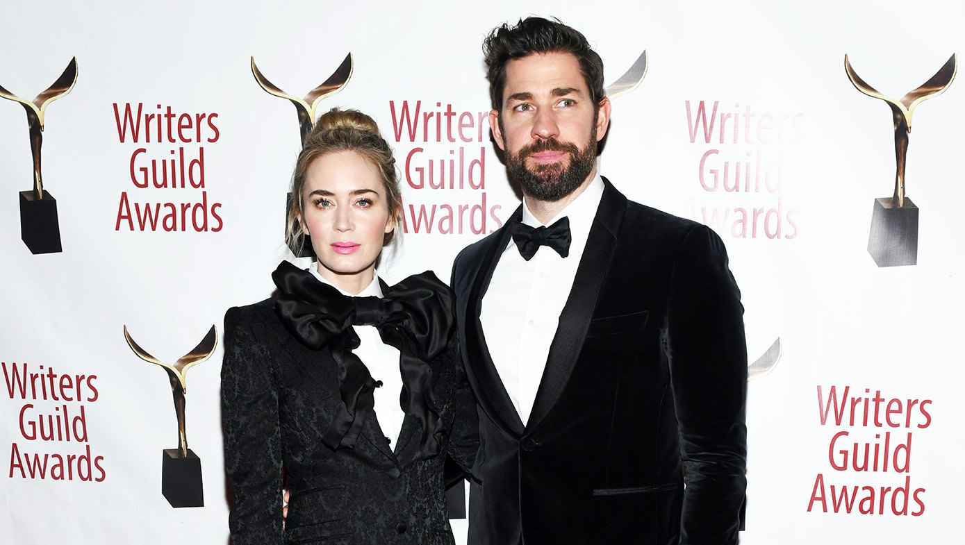 Emily Blunt and John Krasinski Are Our New #Twinning Couple Obsession