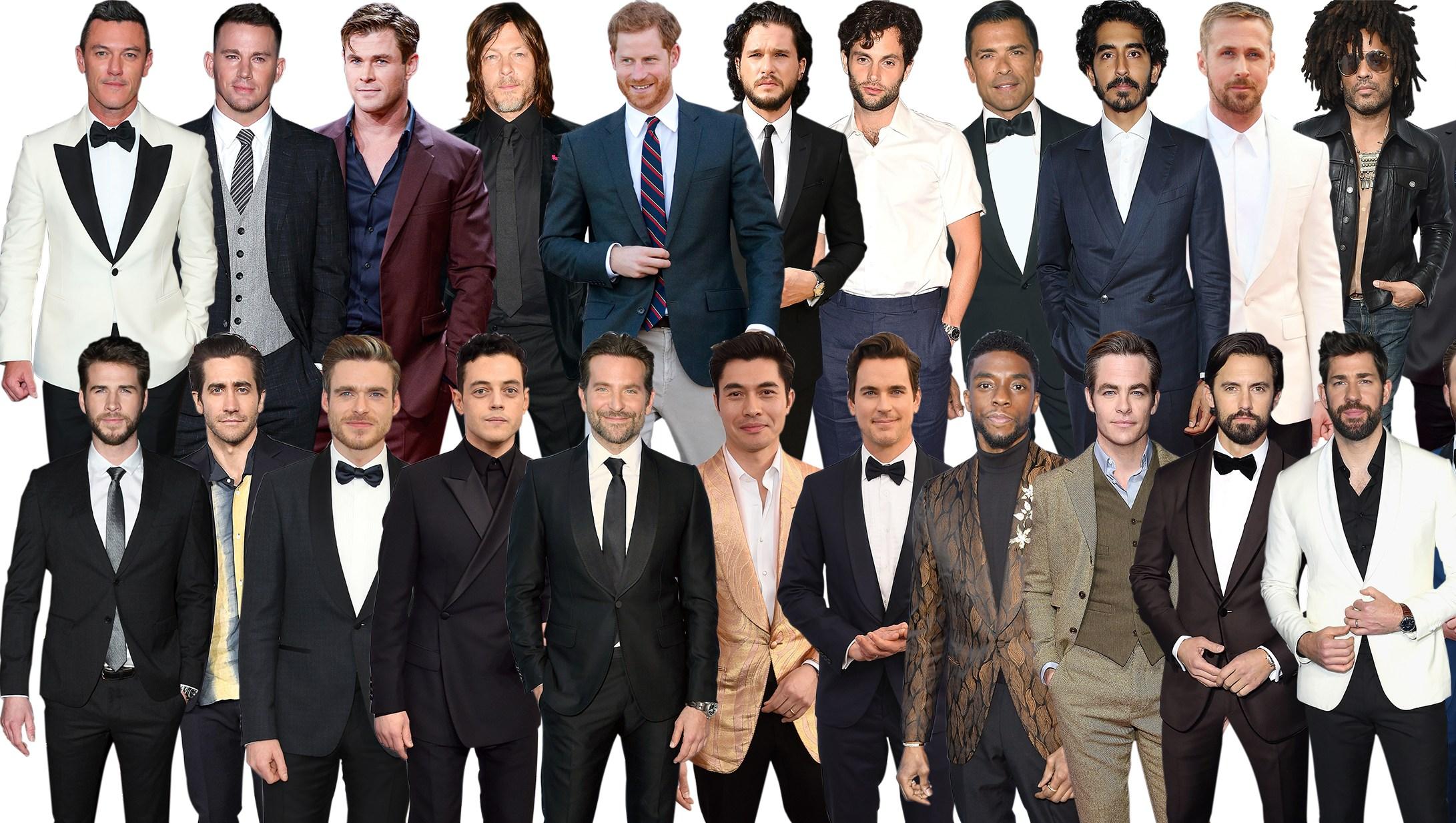 Hollywoods Hottest Hunks
