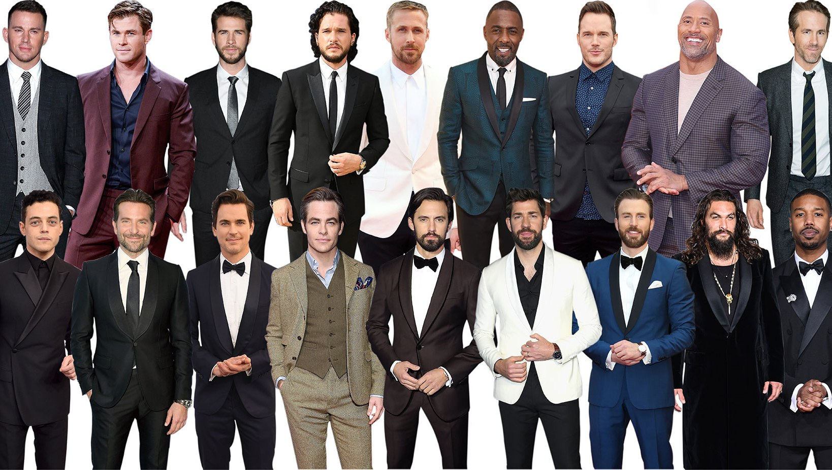 Hollywoods Hottest Top 20 Hunks