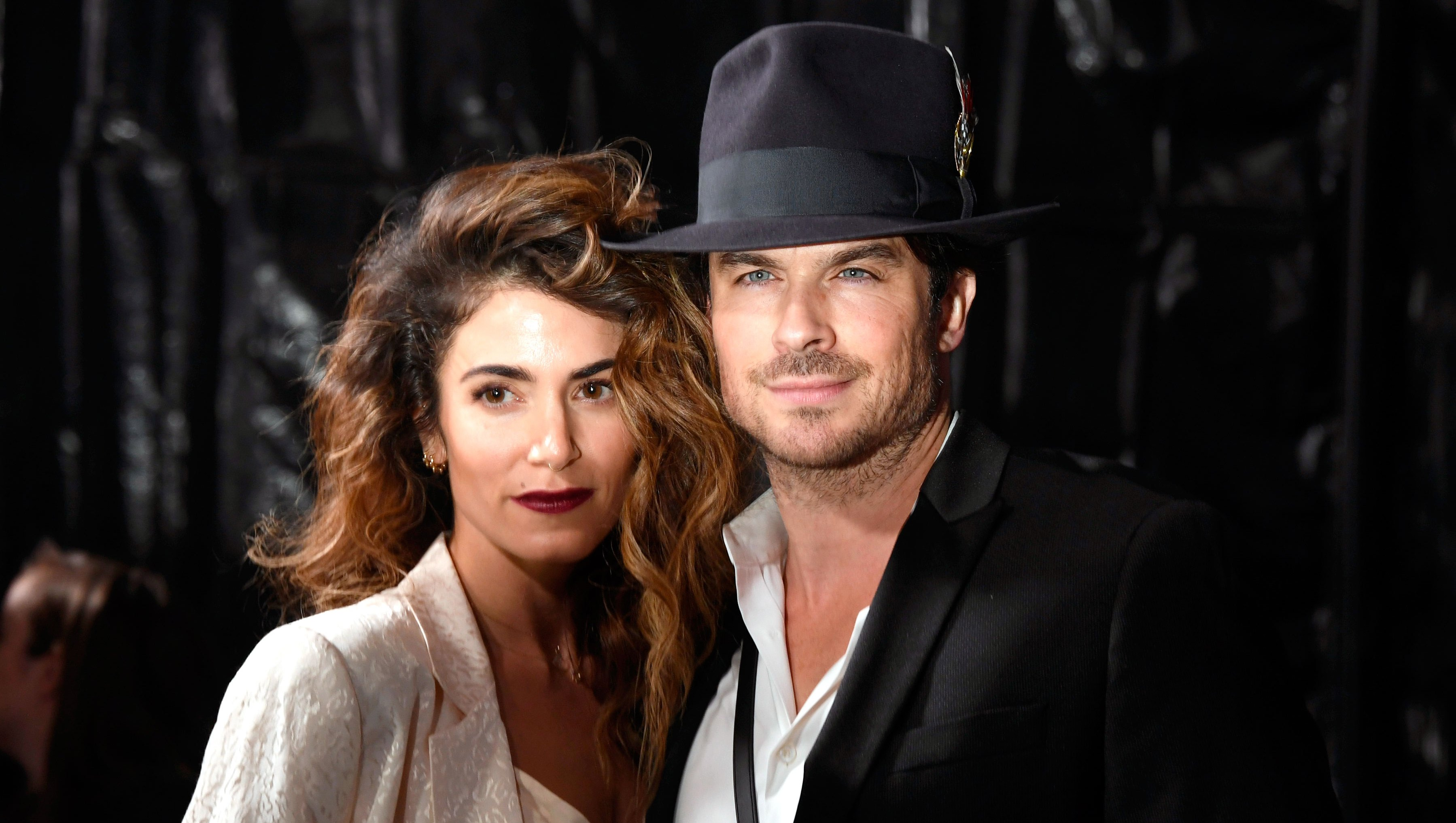 Ian Somerhalder and Nikki Reed Inside 2019's Biggest Pre-Oscars Parties