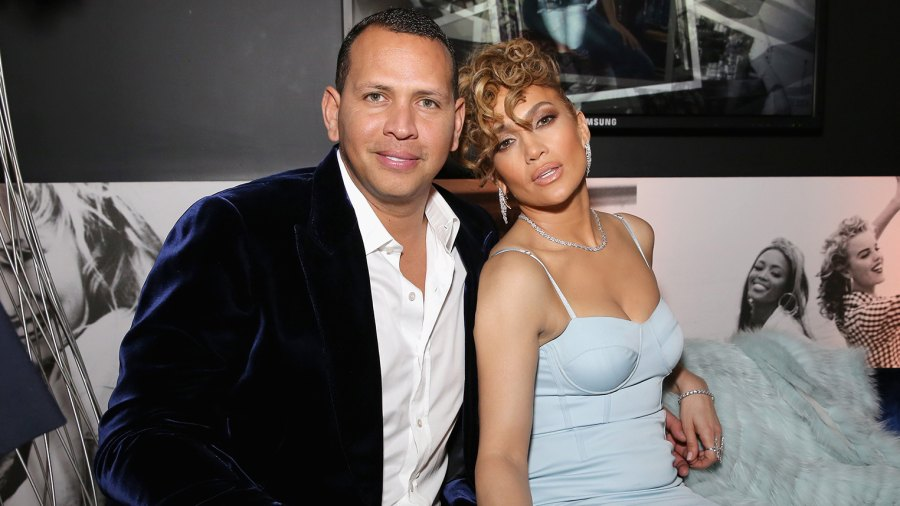 Jennifer Lopez Gushes About Boyfriend Alex Rodriguez: 'We Just Support Each Other'