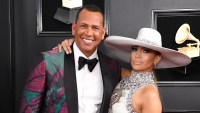 Jennifer Lopez and Alex Rodriguez 's Cutest Moments at the 2019 Grammys