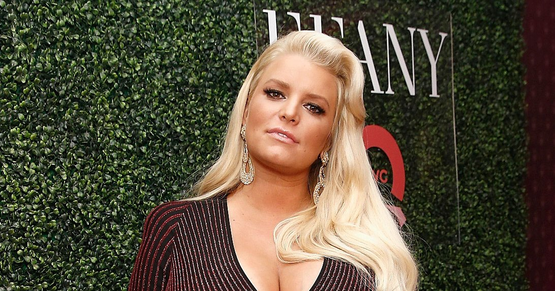 Jessica Simpson Breaks Toilet Seat While Pregnant: Pic