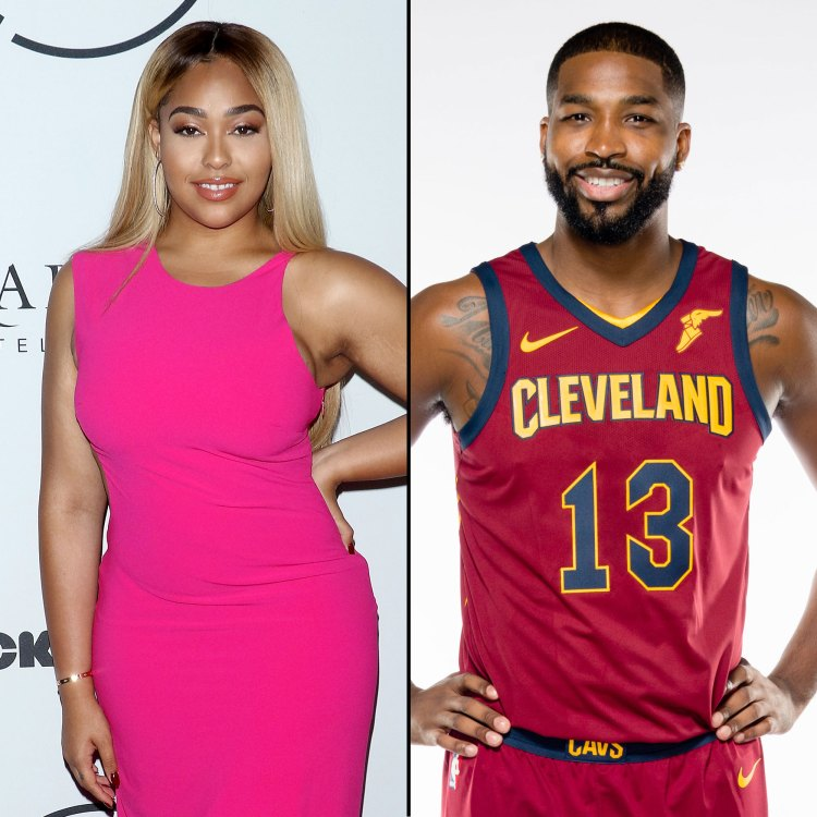 Jordyn Woods, Tristan Thompson Never Hooked Prior to Scandal