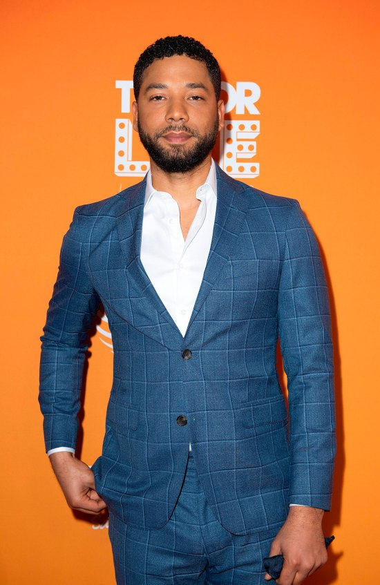 Jussie Smollett Cancels Meet and Greet Over Security Concerns