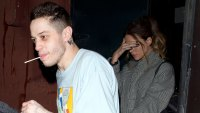 Kate Beckinsale 'Is Happy With' Pete Davidson