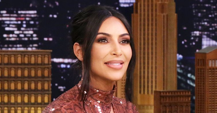 Kim Kardashian 'Stressing' About Baby No. 4's Arrival