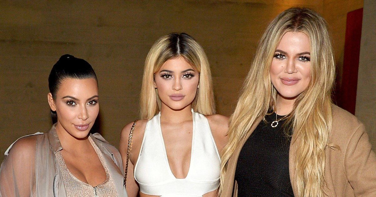 Kim, Khloe Kardashian, Kylie Jenner File to Trademark Kids' Names: Report
