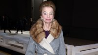 Jackie O's Sister Fashion Icon Lee Radziwill Passes Away at Age 85