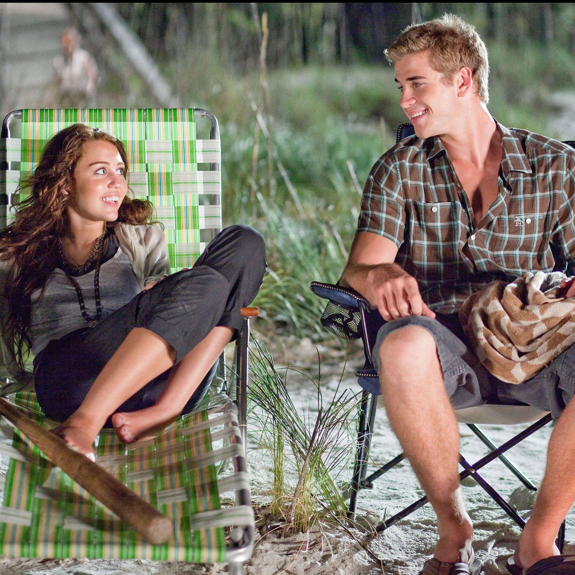 Liam Hemsworth Explains Why He Almost Wasn't in 'The Last Song'
