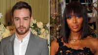 Liam Payne and Naomi Campell Are Heating Things Up in London