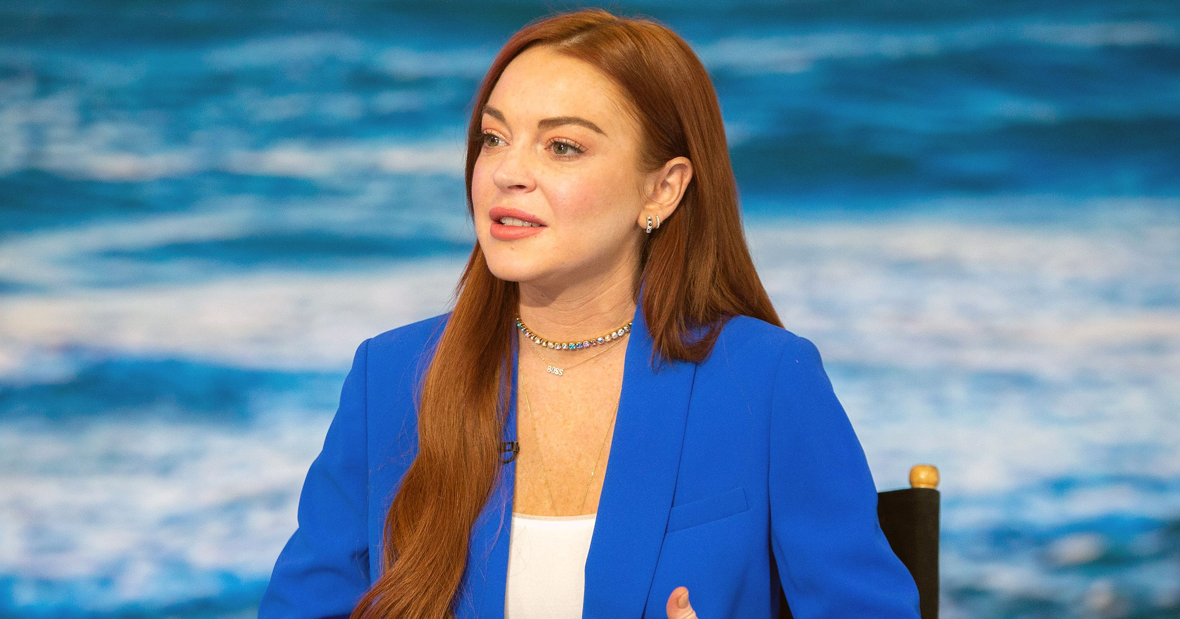 Lindsay Lohan Denies Threatening CBS After Mom Dina Lohan Was Voted Off 'Celebrity Big Brother'