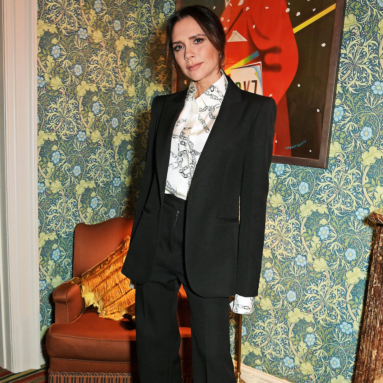 Victoria Beckham London Fashion Week Fall-Winter 2019 Street Style: The Very Best Celebrity Looks