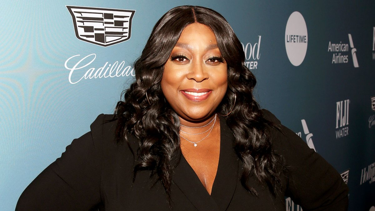 Loni Love on Dating: 'Don't Let a Man Control You'