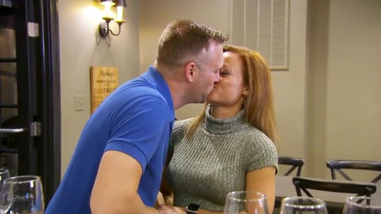 Married At First Sight Stephanie and AJ