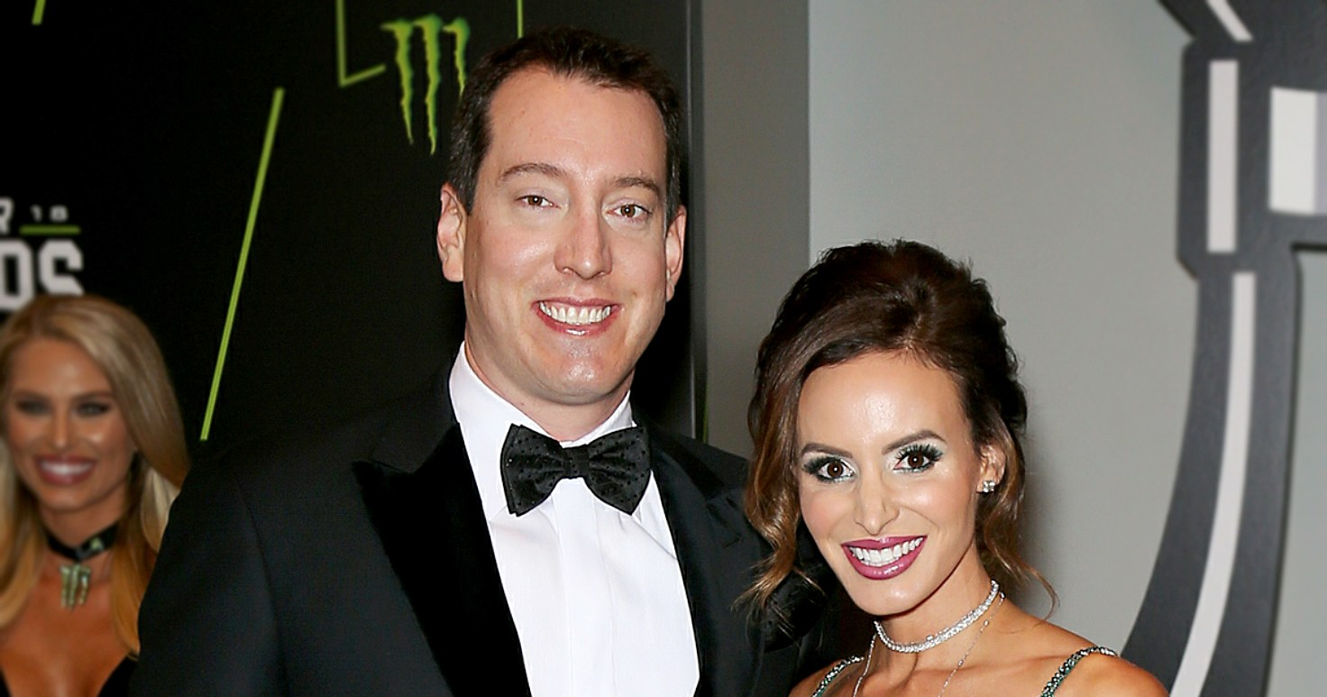 NASCAR Star Kyle Busch and His Wife Samantha Open Up About Keeping Their Miscarriage a Secret
