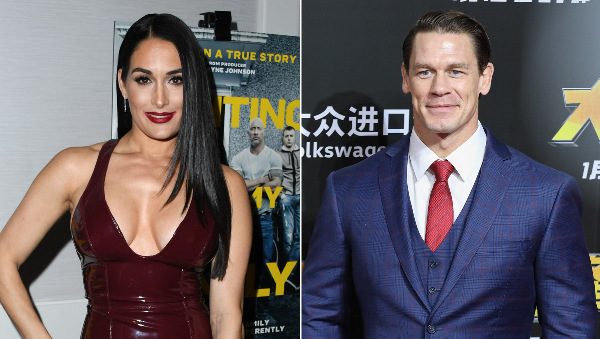 Nikki Bella Is 'Grateful' to Have 'Amazing' Ex-Fiance John Cena in Her Life