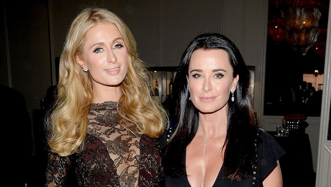 Kyle Richards Knows Niece Paris Hilton Will Find Love Again
