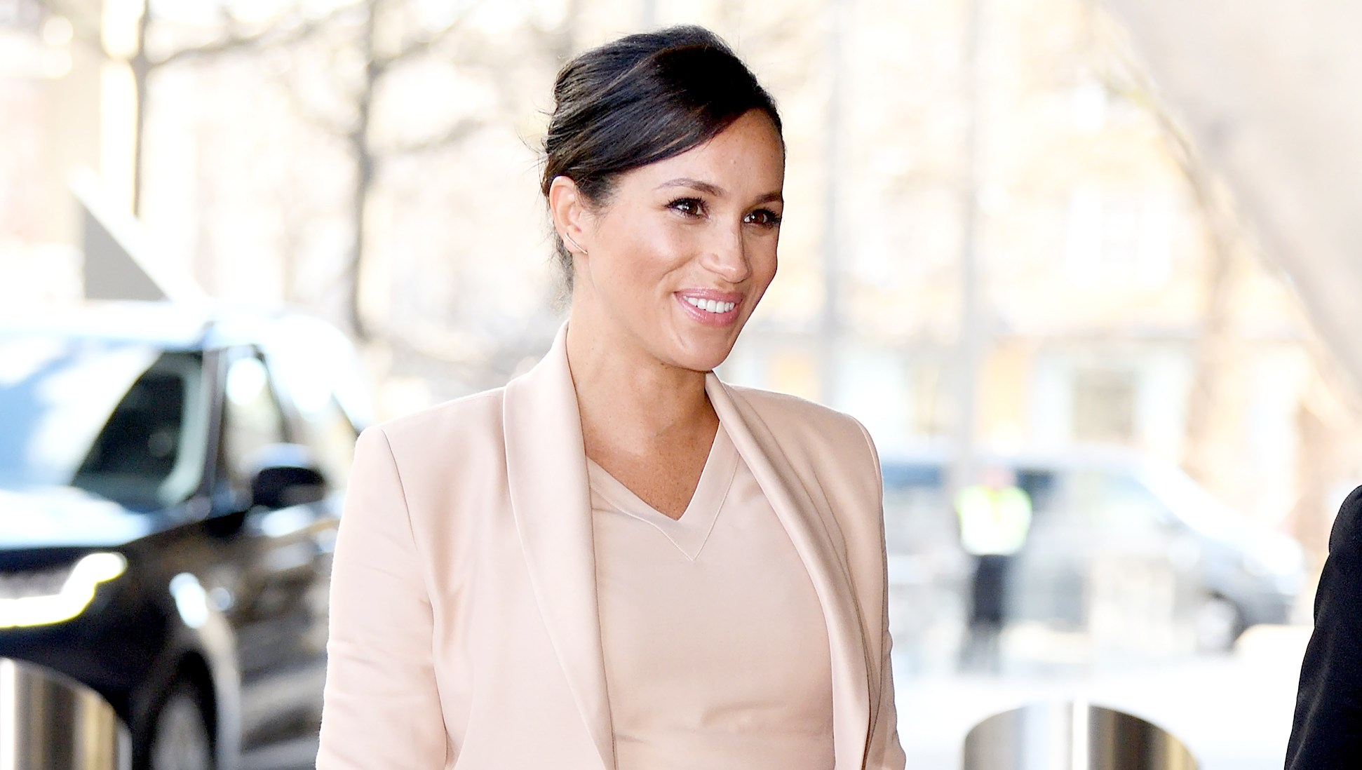 Pregnant-Duchess-Meghan-to-Be-Feted-in-Baby-Shower-in-New-York-City