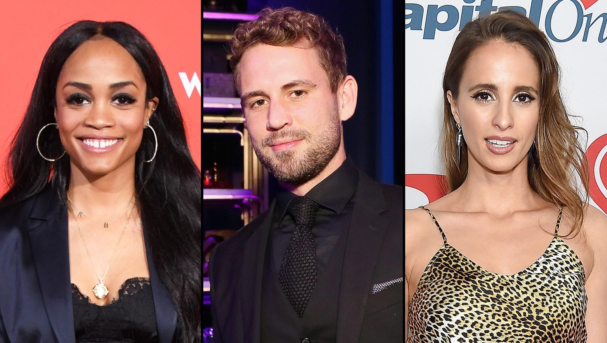 Bachelor Nation Rachel Lindsay Always Knew Nick Viall Was Going to Pick Vanessa Grimaldi