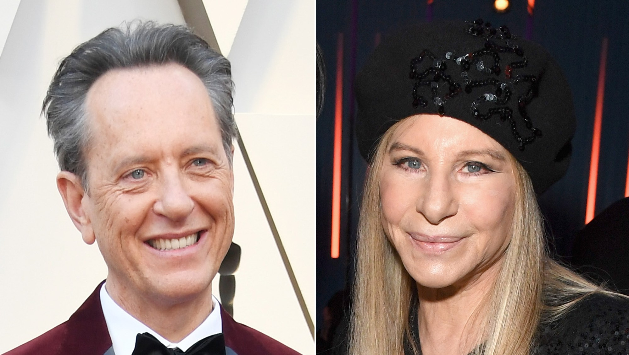 Richard E. Grant Finally Got His Barbra Streisand Moment at the 2019 Oscars