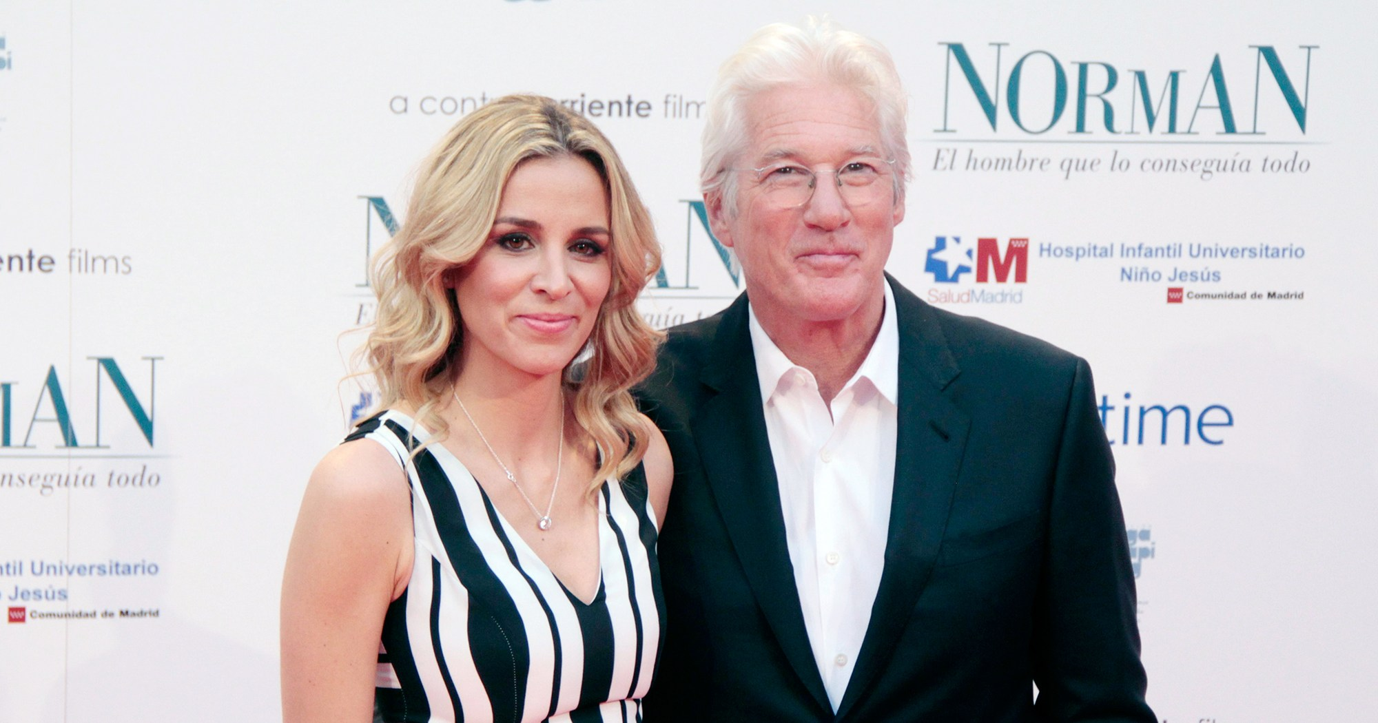 Dad Again at 69! Richard Gere and Wife Alejandra Welcome a Baby Boy