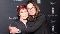 Sharon Osbourne Reveals Ozzy Osbourne Hospitalized Flu
