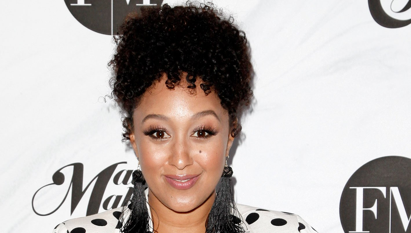 Tamera Mowry for Daily Roundup