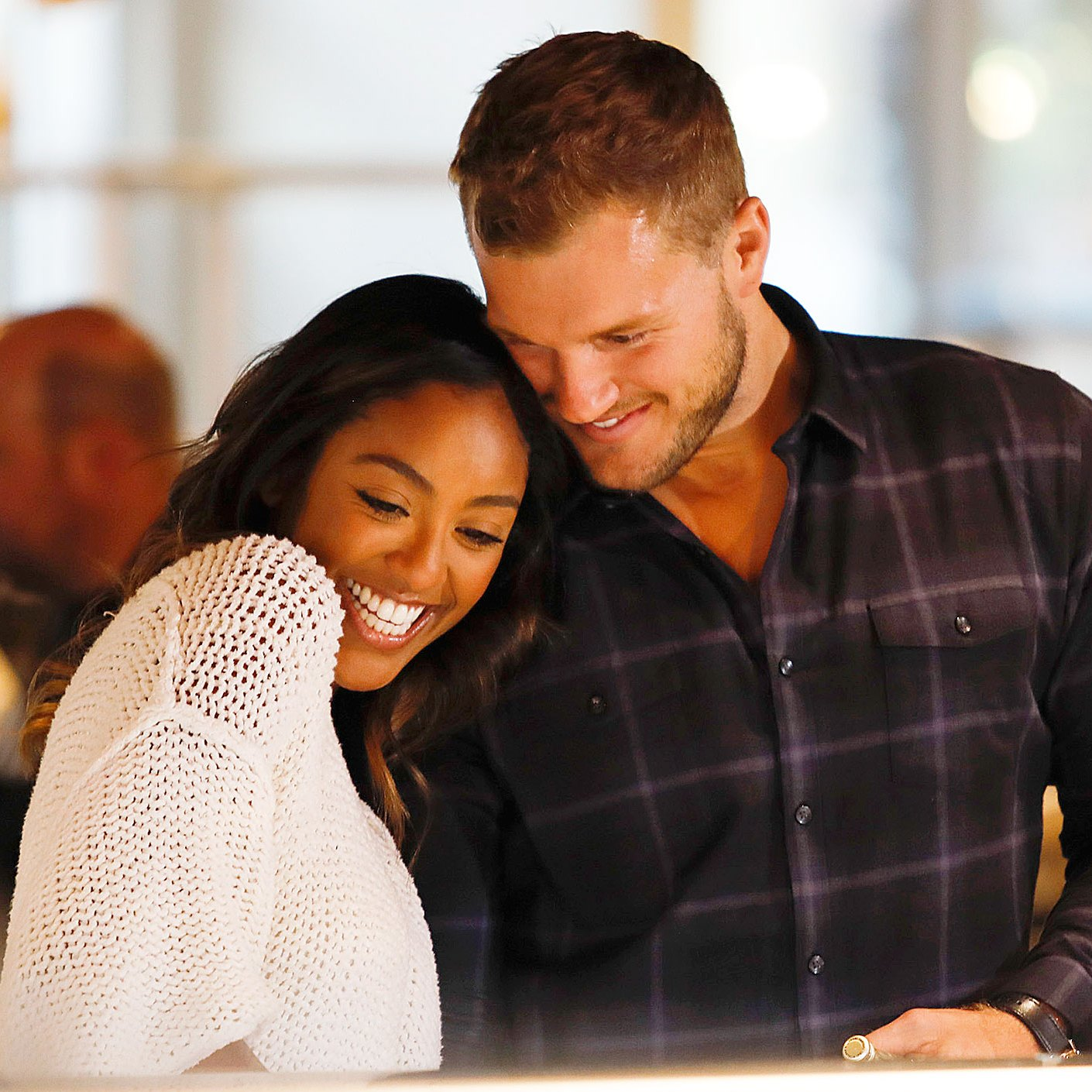Tayshia Adams Exclusively Dating Ex Chase Olswang Before The Bachelor Colton Underwood