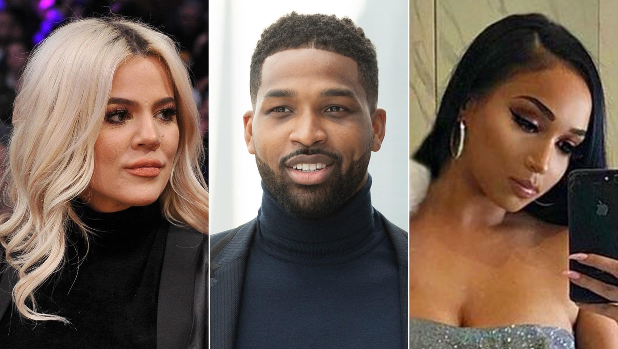 Tristan Thompson 'Crashed' at Ex Jordan Craig's House After Khloé Kardashian 'Kicked Him Out Several Times'