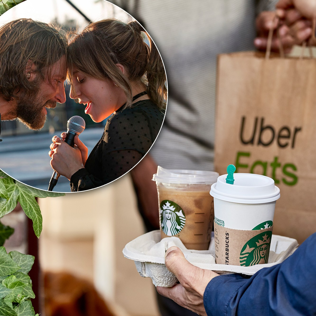 Uber Eats Reveals Menu of Oscar Nominee-Inspired Dishes: Sushi Rolls, a Caviar Flight and More