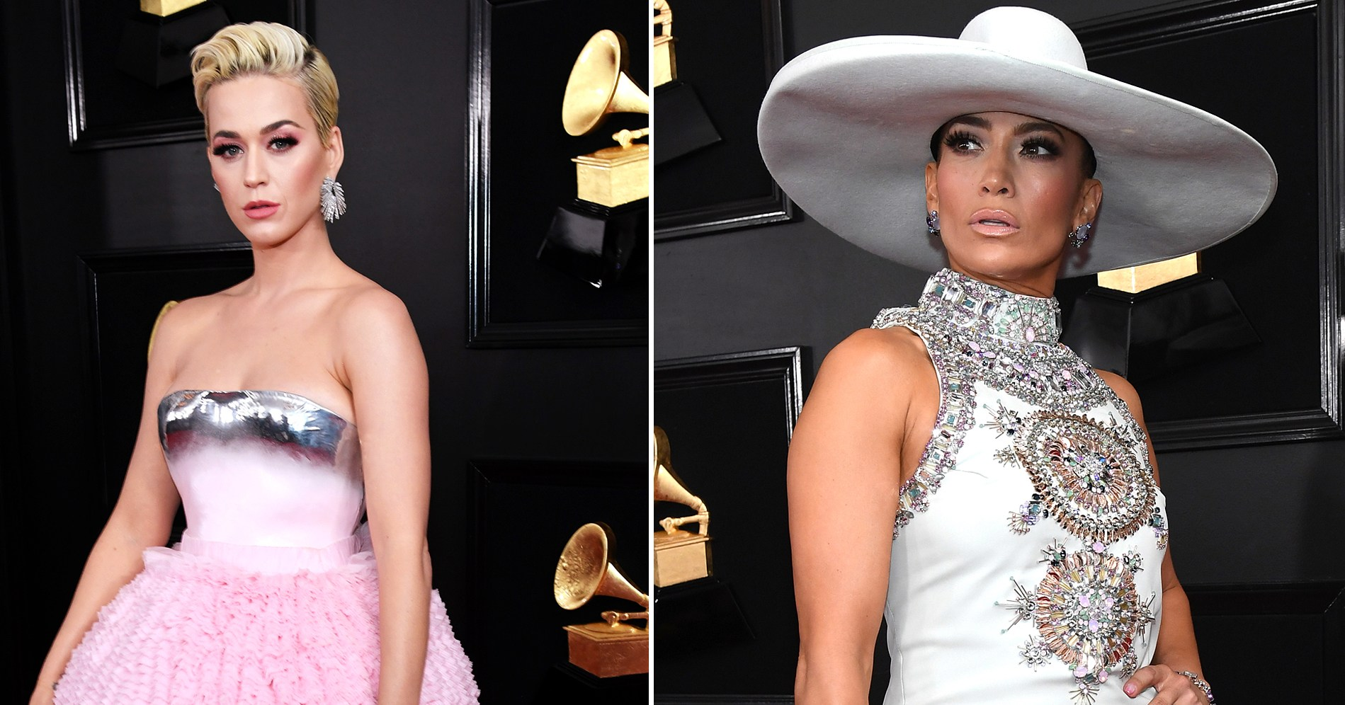 The Wildest Celeb Looks on the Grammys Red Carpet