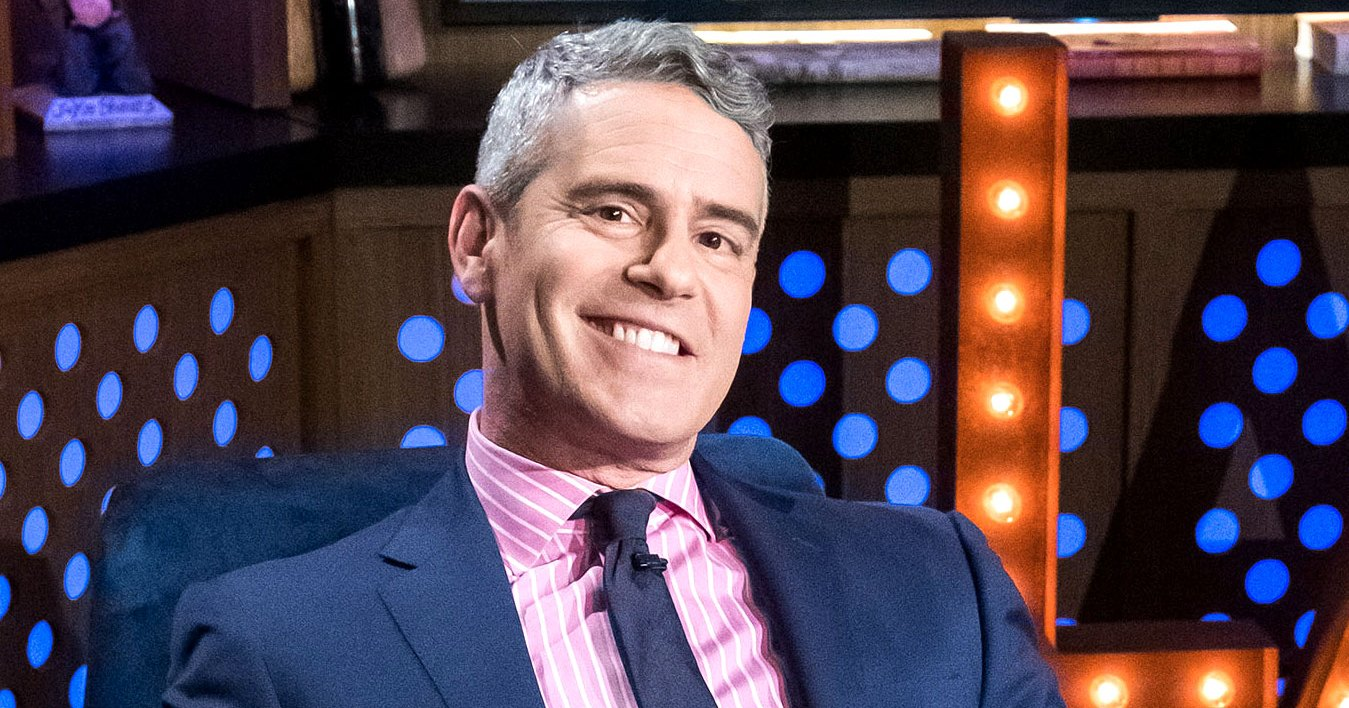 Andy Cohen Smiles in Father-Son Photo 4 Days After Baby's Birth
