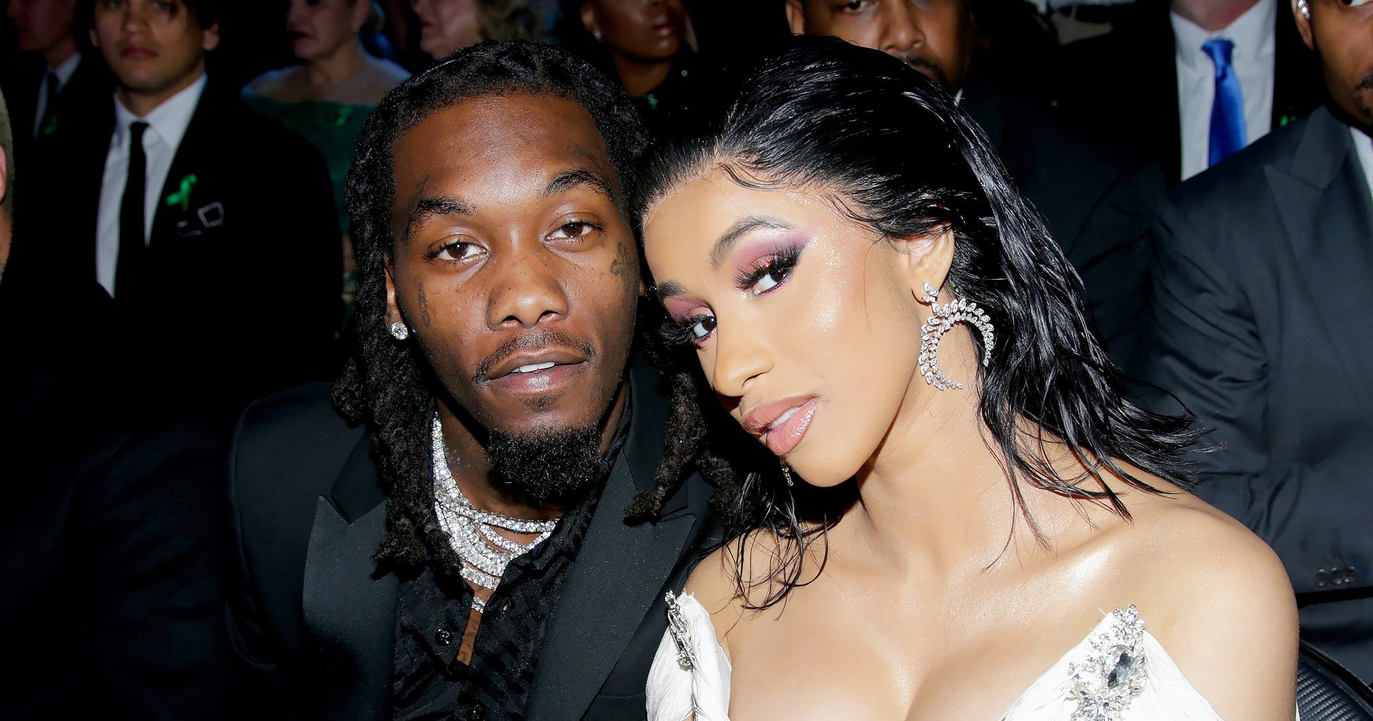 Cardi B Shares First Family Photo With Kulture and Offset