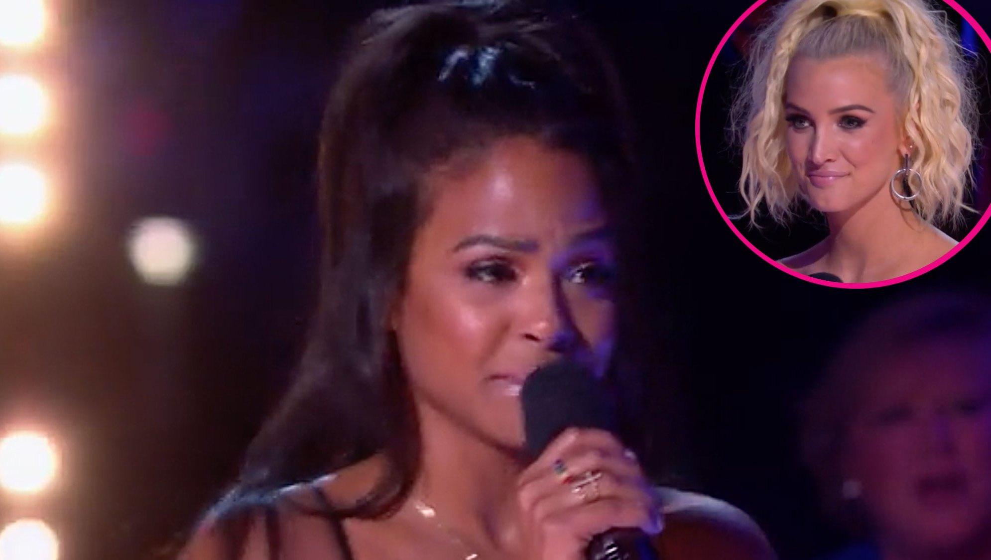 Christina Milian Slams Ashlee Simpson's Reality Show With Husband evan ross