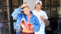 Hailey Bieber and Justin Bieber