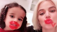 Dream Renee Khloe Kardashian's New Makeup Artist Is Pint-Sized and Adorable
