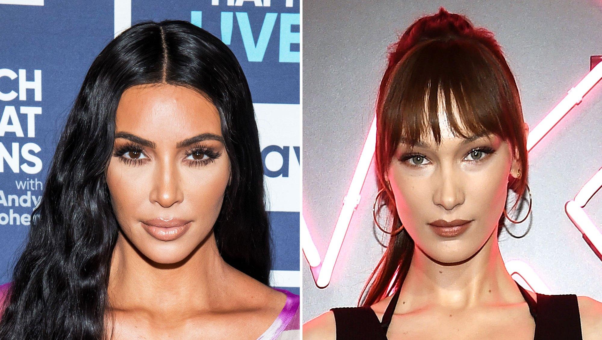 Karl Lagerfeld's Death: Stars React Kim Kardashian and Bella Hadid