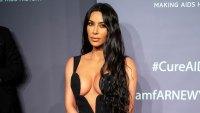 Kim Kardashian Shuts Down Nose Job Rumors Once Again