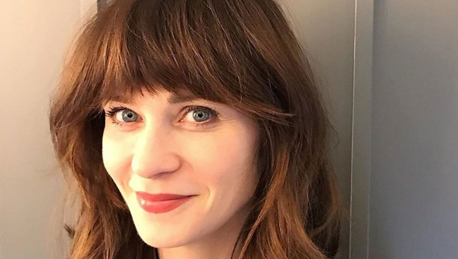 Zooey Deschanel's New Haircut Is One of the Best of 2019 So Far