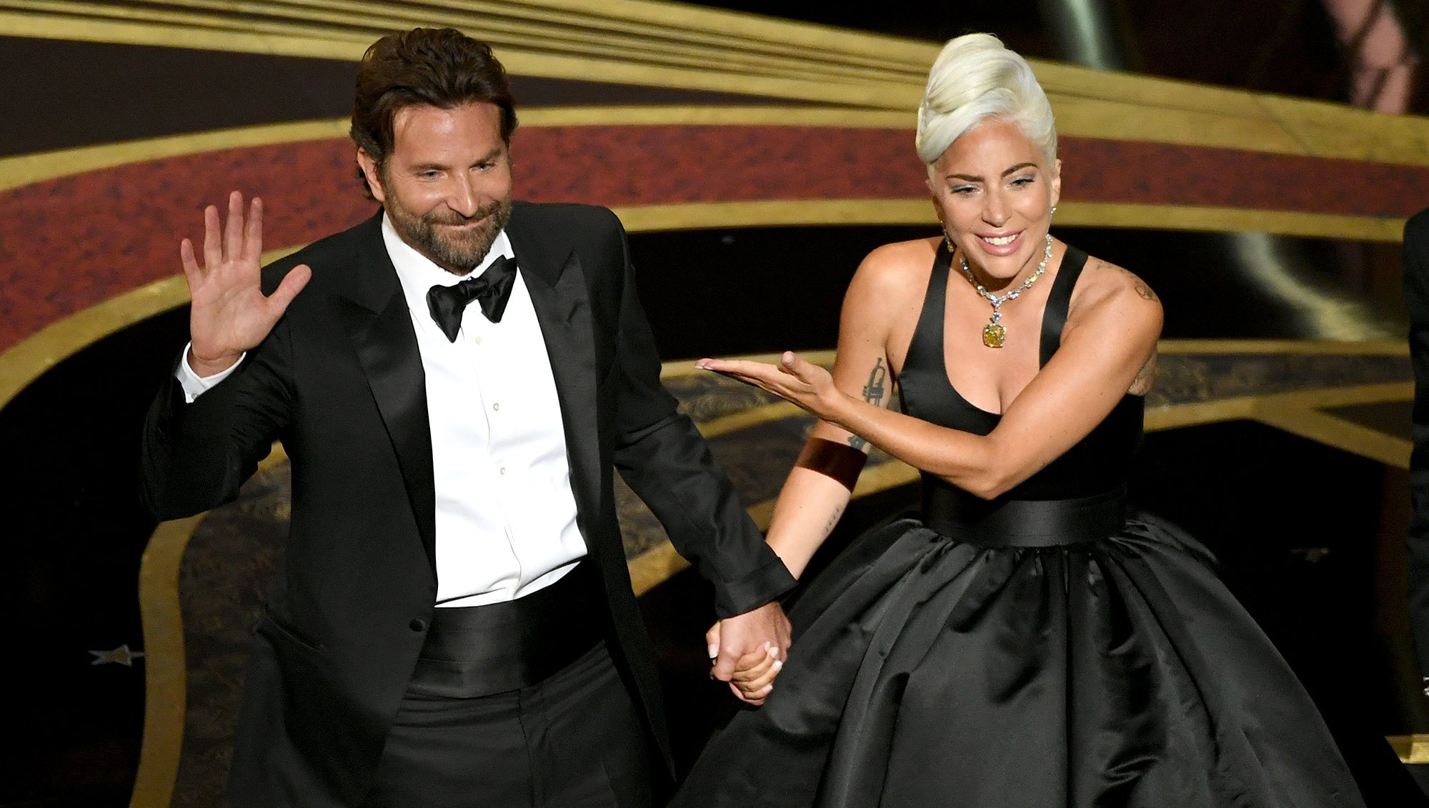 oscars 2019 Bradley Cooper and Lady Gaga Best Duo, Top Moments and More! Us Weekly Breaks Down the 2019 Oscars