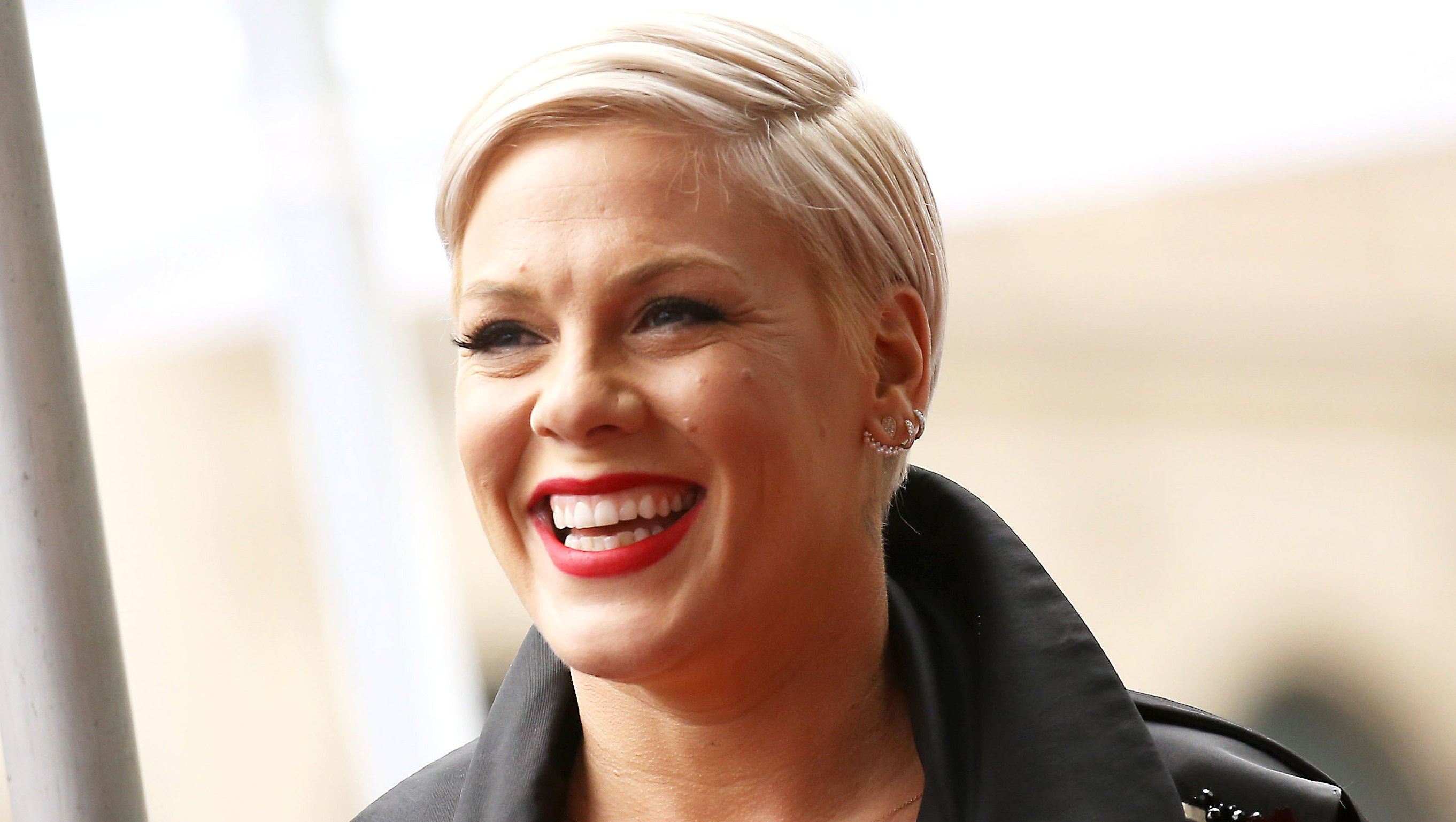 How Pink Stays in Rock Star Shape for Her High-Flying Performances