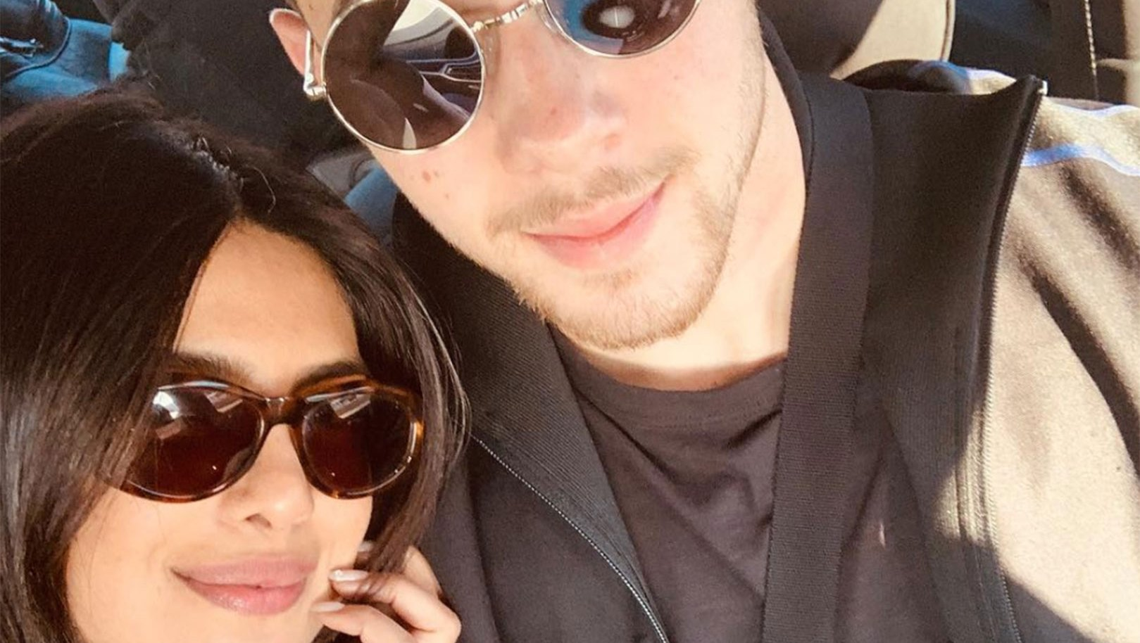 Nick and Priyanka Show Off Their Couples Style in #Twinning Shades