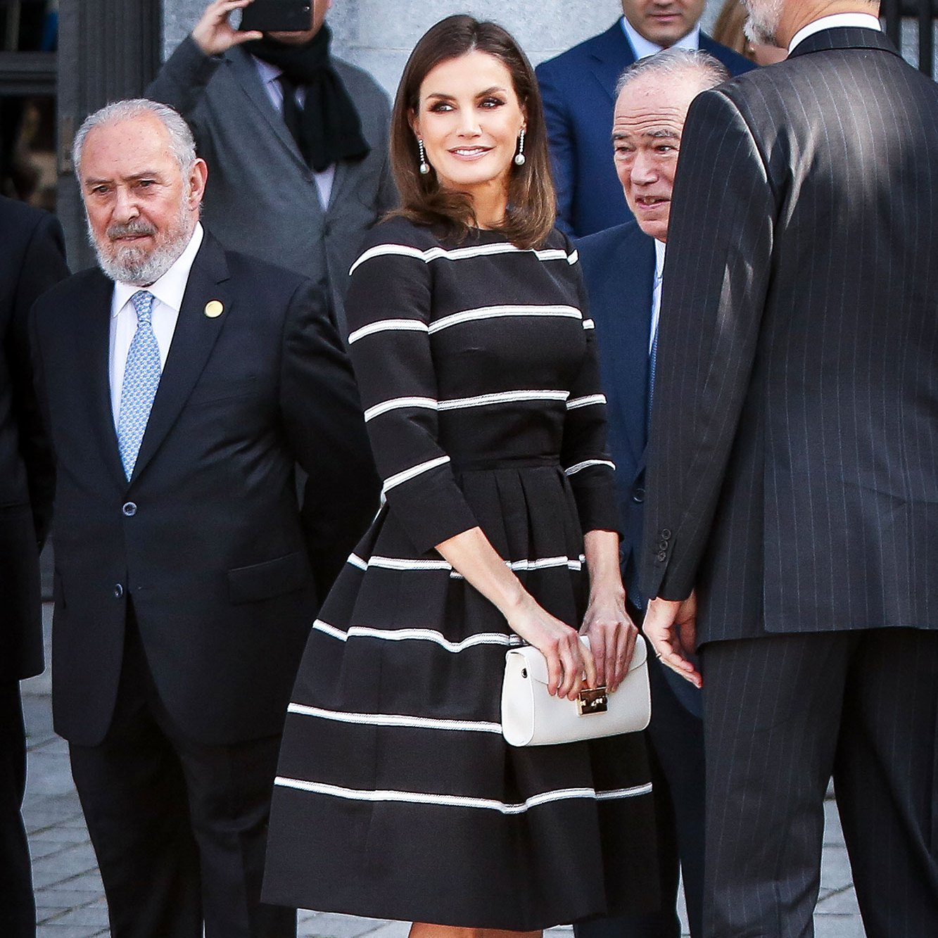 Queen Letizia of Spain See Queen Letizia of Spain's Most Stunning Style Moments