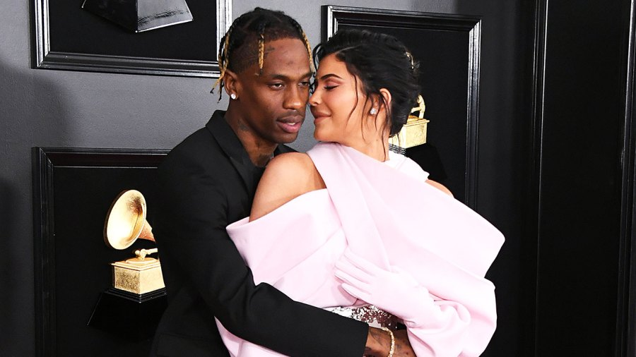 Making Us Swoon! Travis Scott Surprises Kylie Jenner With Lavish Valentine's Day Gift
