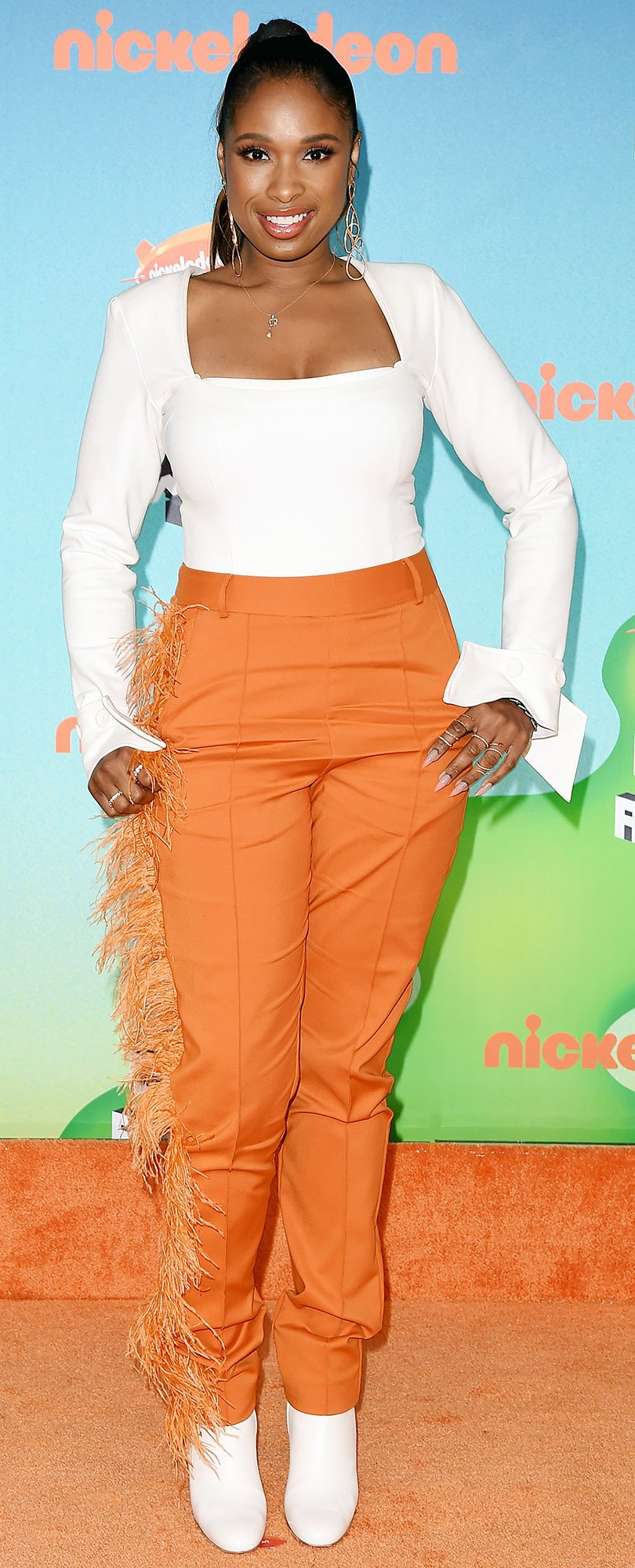 Nickelodeon Kids Choice Awards 2019 Jennifer Hudson