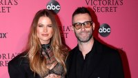 Behati Prinsloo Posts Steamy Picture for Husband Adam Levine's 40th Birthday