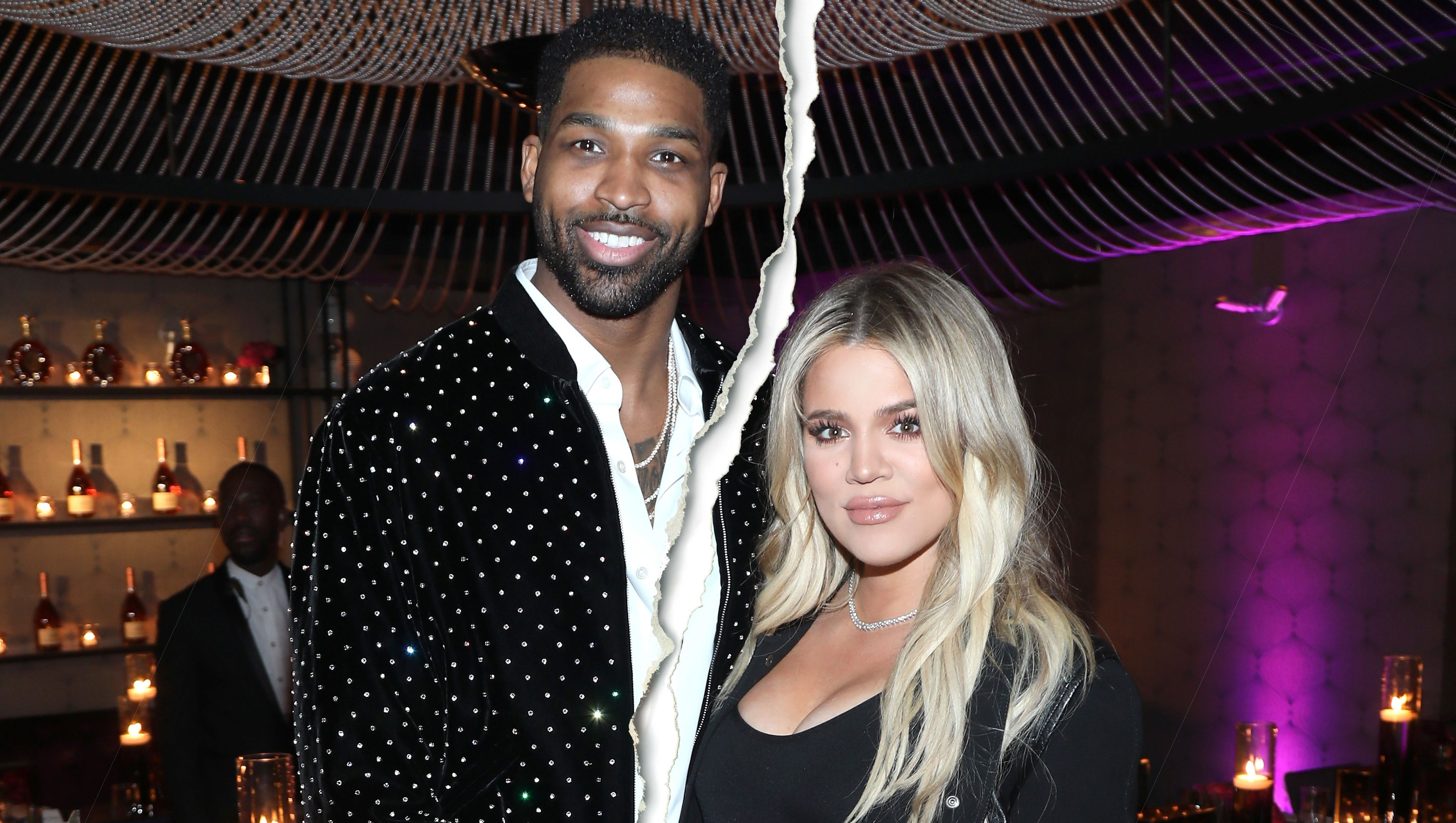 Celebrity Splits of 2019 Khloe Kardashian Tristan Thompson