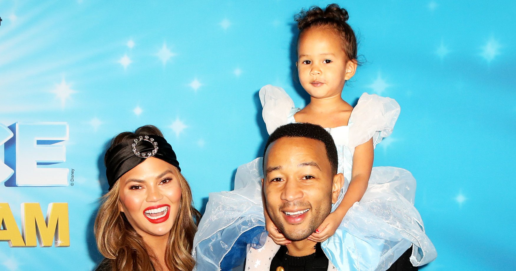 Chrissy Teigen, Daughter Luna Buy Pet Hamster Peanut Butter